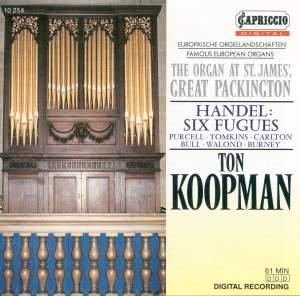 Ton Koopman: Organ Recital Product Image