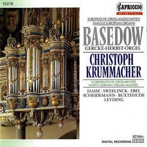 Famous European Organs: Basedow