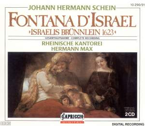 Schein: Fontana d'Israel Product Image