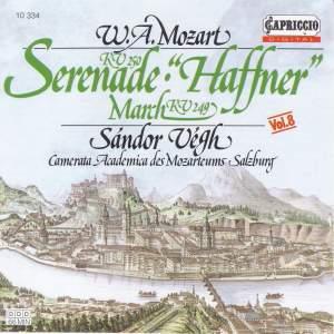 Mozart: Haffner Serenade & March in D major Product Image