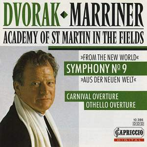 Dvorak: Symphony No. 9 & Overtures Product Image