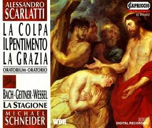 Scarlatti: Oratorio per la Passione di Nostro Signore Gesu Cristo Product Image