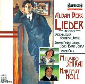 Berg: Lieder Product Image