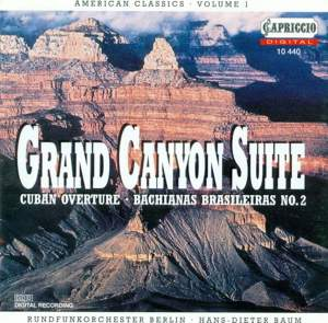Grofe: Grand Canyon Suite Product Image