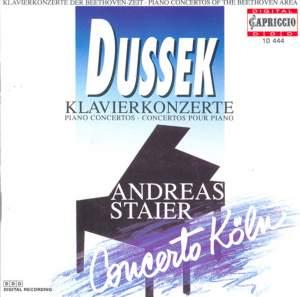 Dussek: Klavierkonzerte Product Image