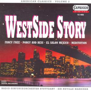 West Side Story: American Classics, Vol. 2 Product Image