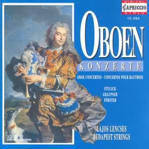 Oboe Concertos Product Image