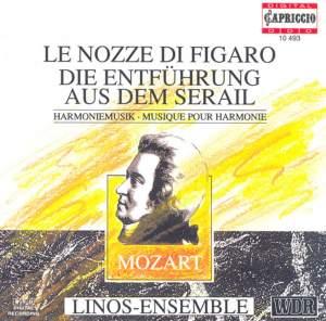 Mozart: Le nozze di Figaro, K492 - Arranged for Wind Ensemble Product Image