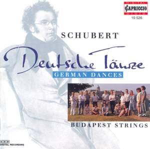 Schubert: Deutsche Tänze Product Image