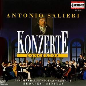 Salieri: Concertos