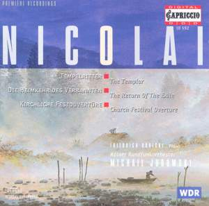 Nicolai: Orchestral Works Product Image