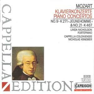 Mozart: Piano Concertos Nos. 9 & 21 Product Image