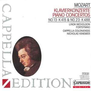 Mozart: Piano Concertos Nos. 13 & 23 Product Image