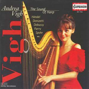 Vigh, Andrea: The Sound of Harp Product Image