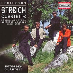 Beethoven: String Quartets Nos. 4 and 15 Product Image
