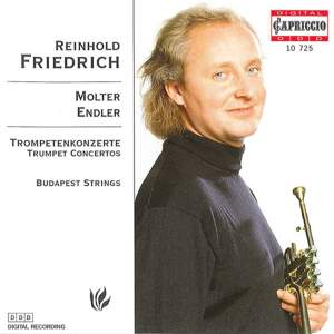 Molter & Endler: Trumpet Concertos Product Image