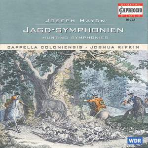 Haydn: Hunting Symphonies Product Image