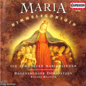 Maria: The Finest Songs of Mary Product Image