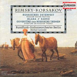 Rimsky-Korsakov: Orchestral Works Product Image