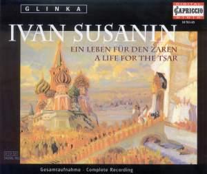 Glinka: Ivan Susanin (A Life for the Tsar) Product Image