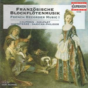 French Recorder Music Volume 1 Product Image