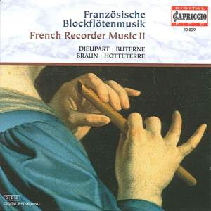 French Recorder Music Volume 2 Product Image