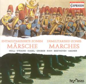 Hr Brass: Marches Product Image