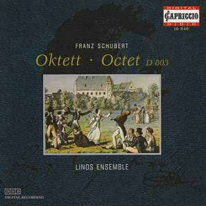 Schubert: Octet in F major, D803 Product Image