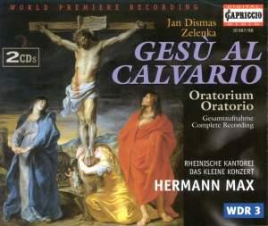 Zelenka: Gesù al Calvario Product Image