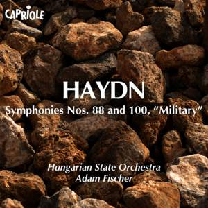 "Haydn: Symphonies Nos. 88 and 100, ""Military"" Product Image"