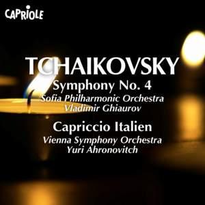 Tchaikovsky: Symphony No. 4 & Capriccio Italien Product Image
