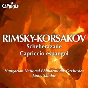 Rimsky Korsakov: Scheherazade & Capriccio espagnol Product Image