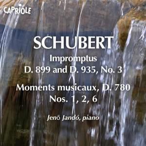Schubert: Impromptus & Moments musicaux