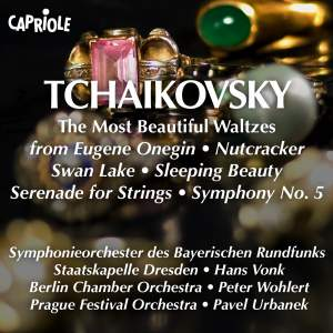 Tchaikovsky: The Most Beautiful Waltzes Product Image