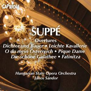 Suppe: Overtures Product Image