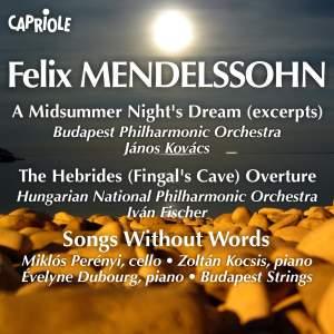Mendelssohn: A Midsummer Night's Dream (excerpts) Product Image