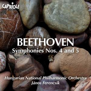 Beethoven: Symphonies Nos. 4 and 5 Product Image