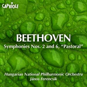 Beethoven: Symphonies Nos. 2 and 6, 'Pastorale' Product Image