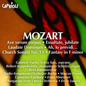 Mozart: Choral Works Product Image