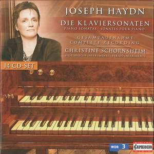 Haydn: Piano Sonatas Nos. 1-62 Product Image