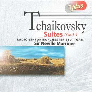 Tchaikovsky: Suites Nos. 1-4 Product Image