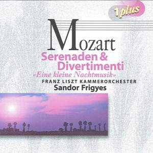 Mozart: Serenades and Divertimenti Product Image