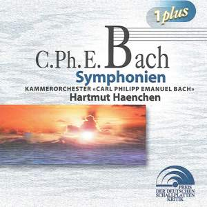 CPE Bach: Sinfonias Product Image