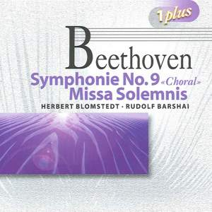 Beethoven: Symphony No. 9 in D minor, Op. 125 'Choral', etc. Product Image