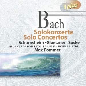 Bach: Solo Concertos Product Image