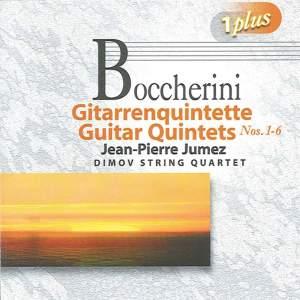 Boccherini: Quintets for Guitar and String Quartet Nos. 1-6 Product Image