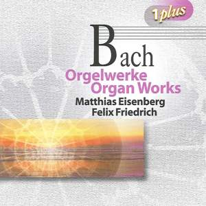 Bach: Organ Works Product Image