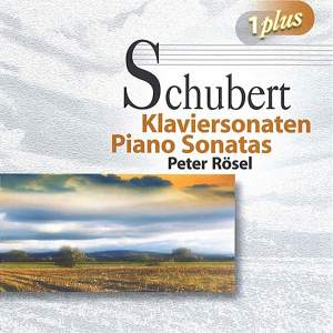 Schubert: Piano Sonata No. 14 in A minor, D784, etc. Product Image