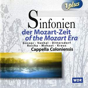 Symphonies of the Mozart Era Product Image