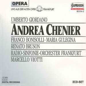 Giordano, U: Andrea Chénier